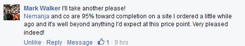 Mark Walker Review