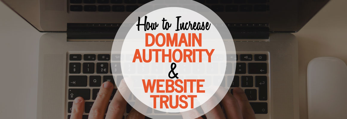 Domain Authority and Website Trust featured